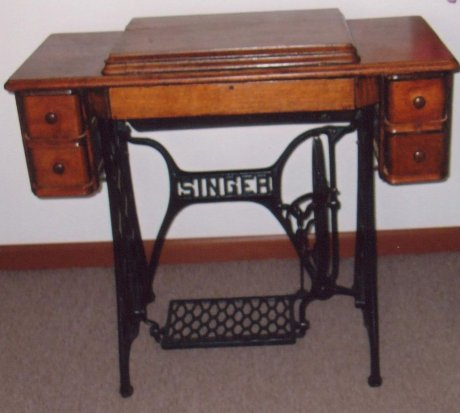 singer sewing machine cabinets antique | Roselawnlutheran